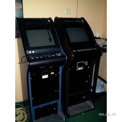 Poker machine igre